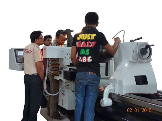 CK750D, CNC Roll Notching & Branding Machine